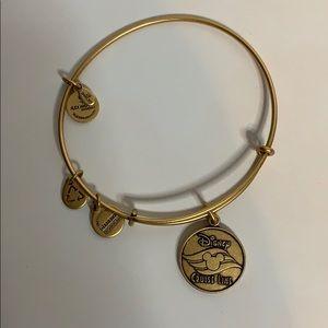 Disney Cruise Line Alex and Ani bracelet